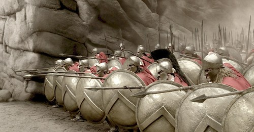 300 Movie Publicity Still