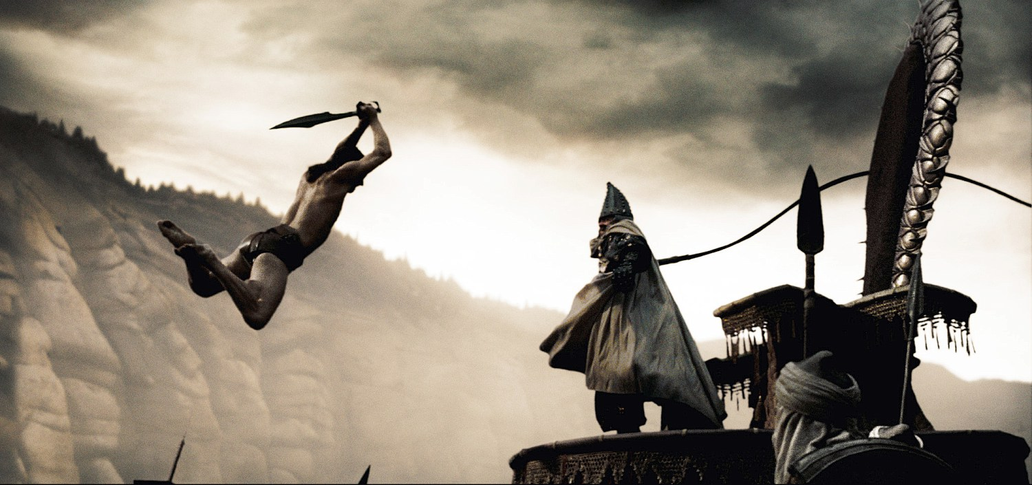 300 Images 300 Movie Publicity Still Hd Wallpaper And Background