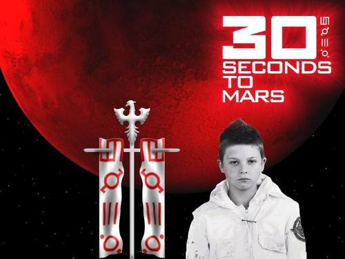 30 Seconds To Mars wallpaper entitled 30STM