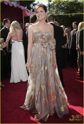 59th Emmy Arrivals - Jenna