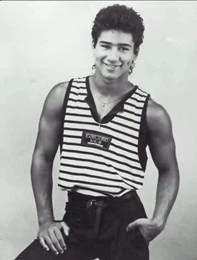 Saved by the Bell wallpaper called A.C.Slater