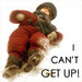 I can't get up! - a-christmas-story icon