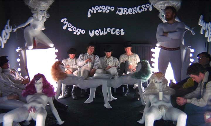 A Clockwork Orange ima...