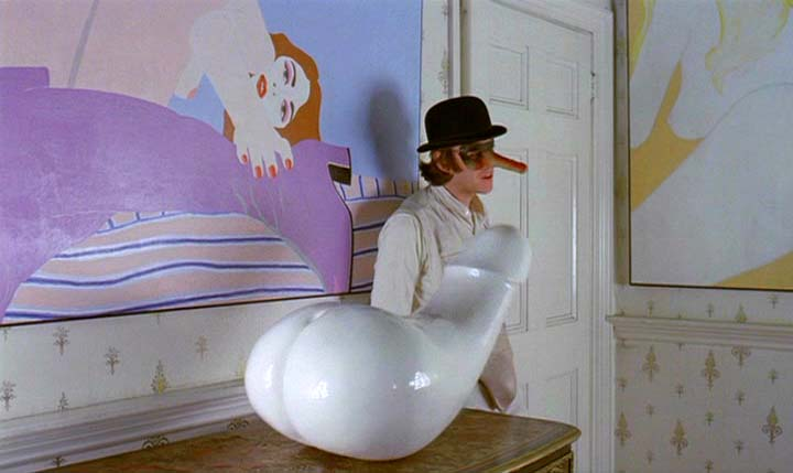 symbolism through imagery in the novel a clockwork orange by anthony burgess 11 violence and society: a sociological analysis of a clockword orange  1971  with a clockwork orange, adaptation of the eponymous novel by anthony  burgess  the atrocities committed by alex, a teenager who lives with his  parents in a.
