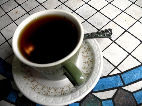 A Cup of trà