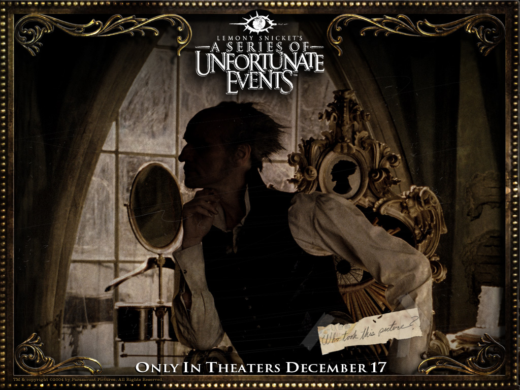 A Series Of Unfortunate Events Wallpaper: A Series Of Unfortunate Events