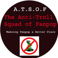 A.T.S.O.F Custom Badge - atsof fan art