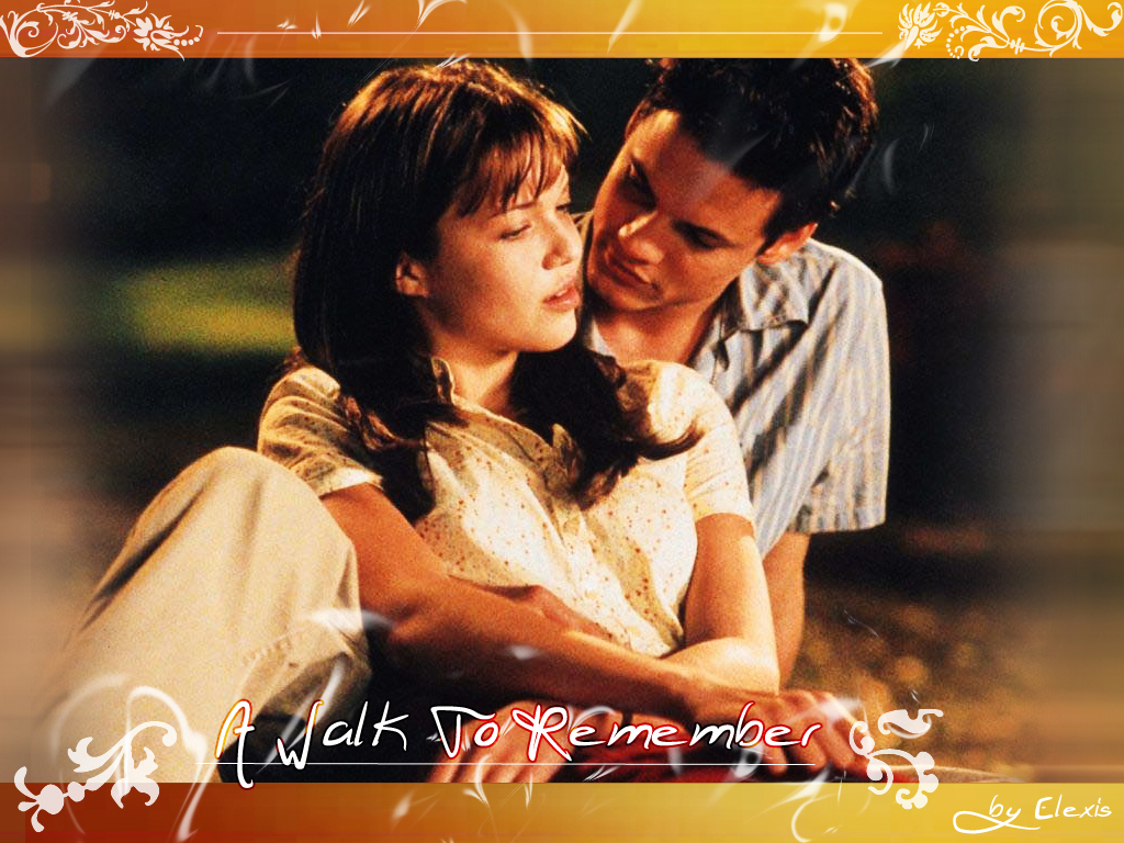 a walk to remember the movie Why is a walk to remember rated pg the pg rating is latest news about a walk to remember, starring shane west, mandy moore and directed by.