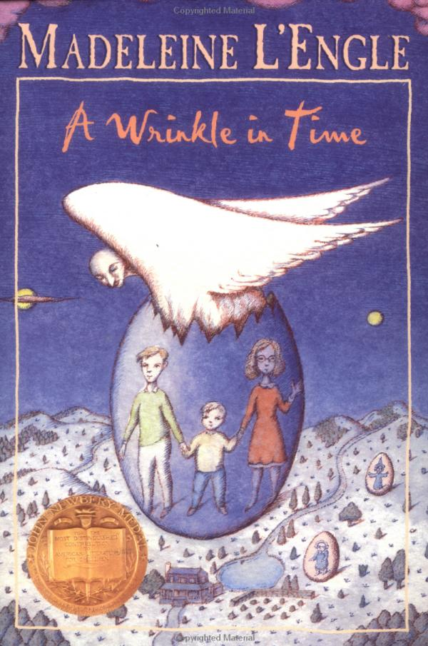 "A Wrinkle in Time MADELEINE: L""ENGLE"
