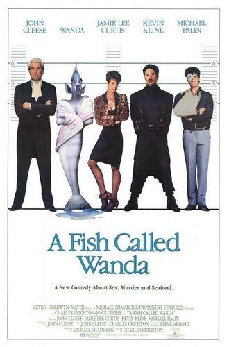 A मछली called Wanda (1988)