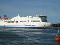 A scandinavian ferry - scandinavia photo