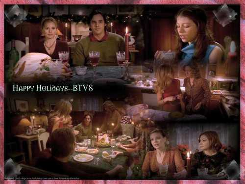 A very Buffy christmas