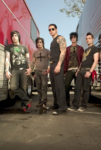 Avenged Sevenfold wallpaper titled A7x groupshot