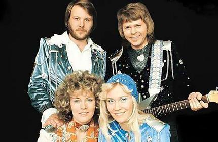 ABBA 1974 - the-70s Photo
