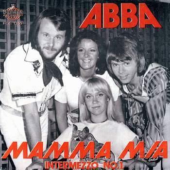 ABBA's Mamma Mia