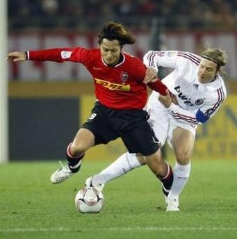 AC Milan vs Urawa Reds