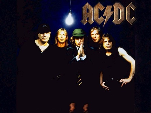 ACDC praying - ac-dc Photo
