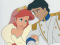 ARIEL & ERIC - the-little-mermaid photo