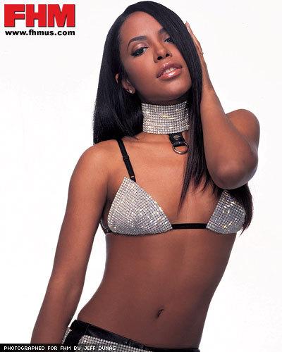Aaliyah-FHM