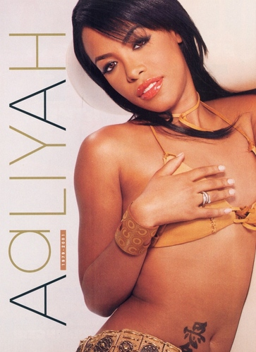 Aaliyah wallpaper titled Aaliyah