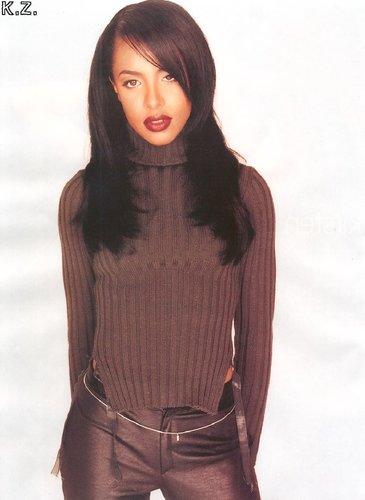 Aaliyah wallpaper entitled Aaliyah