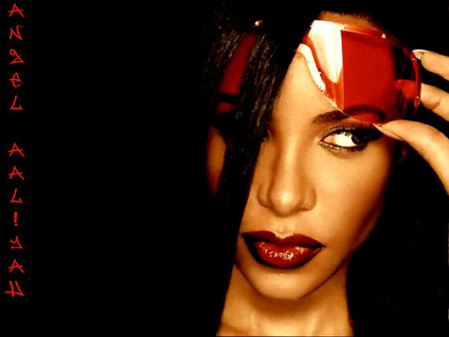 Aaliyah - aaliyah Wallpaper