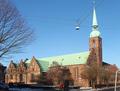 Aarhus church