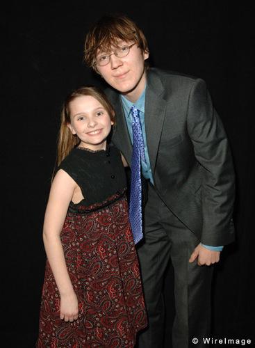 Abigail & Paul