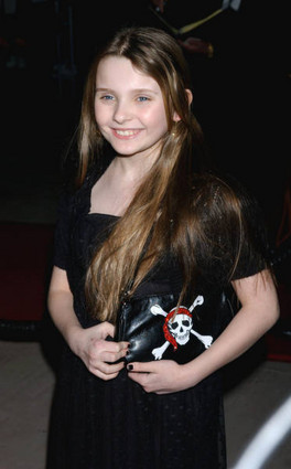 Little Miss Sunshine Hintergrund titled Abigail Breslin