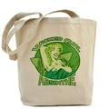 Absinthe Tote Bag - absinthe photo