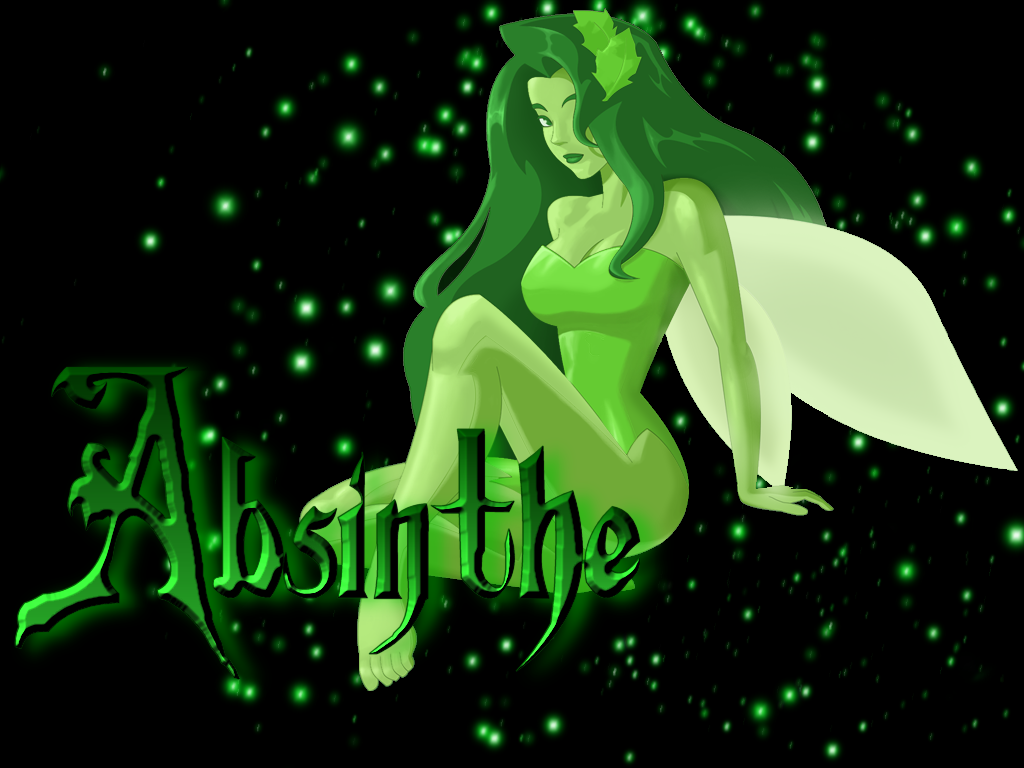 Absinthe Wallpaper - Absinthe Wallpaper (446334) - Fanpop