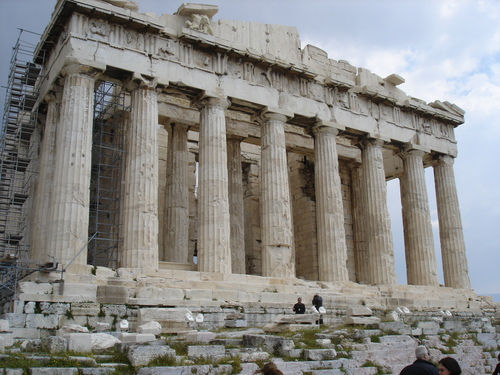 Parthenon - greece Photo