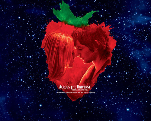 Across the Universe wallpaper