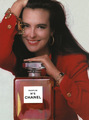Ad: Carole Bouquet
