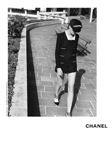 Ad: Stella Tennant