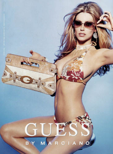 Guess wallpaper entitled Ad Campaign