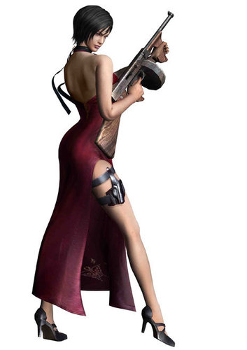 Resident Evil wallpaper titled Ada (RE4)