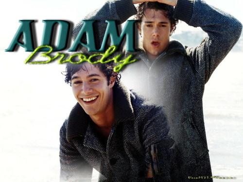 Adam Brody:)