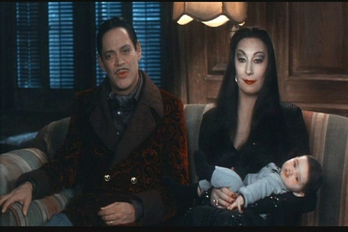 Addams Family wallpaper titled Addam's Family