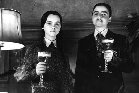 Addams Family wallpaper entitled Addam's Family