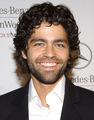 Adrian Grenier Fashion Week 07