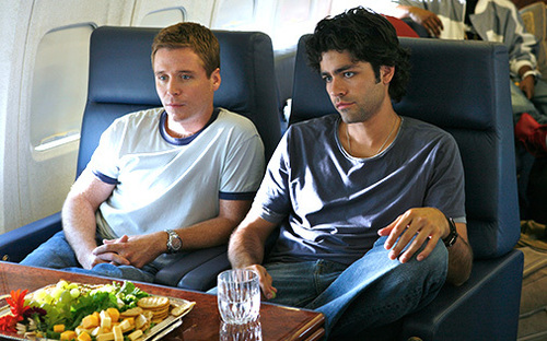 Adrian Grenier wallpaper called Adrian Grenier Kevin Connolly