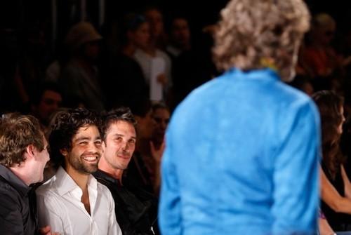 Adrian Grenier LA Fashion Week