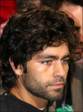 Adrian Grenier Red Sox Game