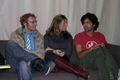 Adrian Grenier Sundance Trio