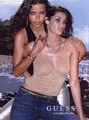 Adriana Lima & Megan Ewing