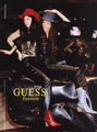 Adriana Lima, Janelle Fishmann - guess photo