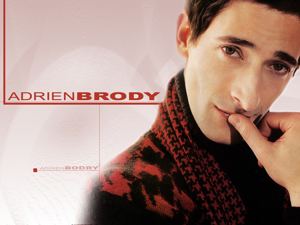 Adrien Brody - Wallpaper Hot