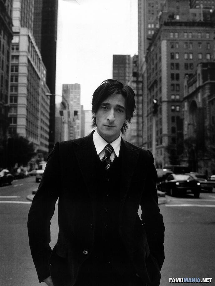 Adrien Brody - Picture