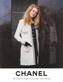 Ads: Claudia Schiffer - chanel photo